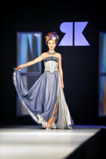 Ronald Kolk • Pierrôt Haute Couture Show •